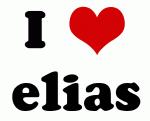 I Love elias