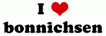 I Love bonnichsen