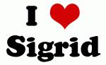 I Love Sigrid
