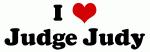 I Love Judge Judy