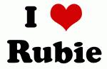 I Love Rubie