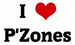 I Love P'Zones