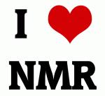 I Love NMR