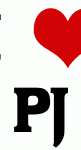 I Love PJ