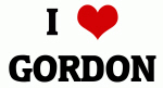 I Love GORDON