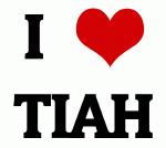 I Love TIAH