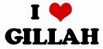 I Love GILLAH
