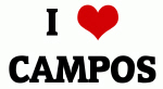 I Love CAMPOS