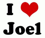 I Love Joel
