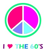 I love the sixties