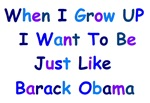 When I Grow up Obama