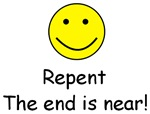 Repent the end is near