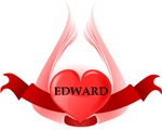 Edward Twilight Heart