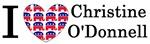 I love Christine O'Donnell Republican heart