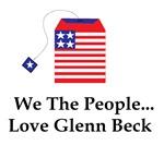 We the people love Glenn Beck