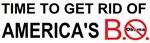 Get rid of Barack Obama