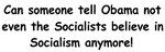 Anti Obama Socialist