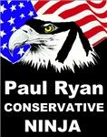Paul Ryan Conservative Ninja