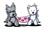 Terrier Valentines