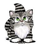 Tabby Cutie Face Kitten II