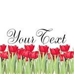 Personalizable Tulips