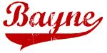 Bayne (red vintage)