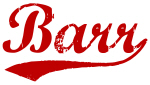 Barr (red vintage)