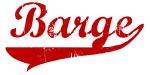 Barge (red vintage)