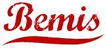 Bemis (red vintage)