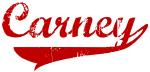 Carney (red vintage)