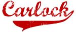 Carlock (red vintage)