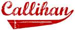 Callihan (red vintage)