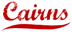 Cairns (red vintage)