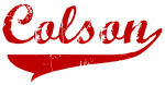 Colson (red vintage)
