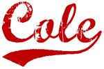 Cole (red vintage)
