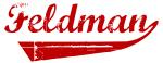 Feldman (red vintage)