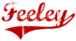 Feeley (red vintage)