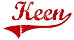 Keen (red vintage)
