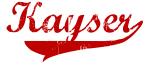 Kayser (red vintage)