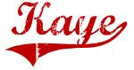 Kaye (red vintage)