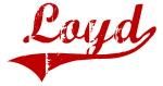 Loyd (red vintage)