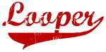 Looper (red vintage)