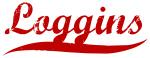 Loggins (red vintage)