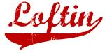 Loftin (red vintage)