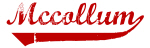 Mccollum (red vintage)