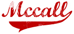 Mccall (red vintage)