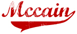 Mccain (red vintage)
