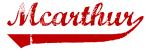 Mcarthur (red vintage)