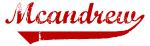 Mcandrew (red vintage)