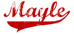 Mayle (red vintage)